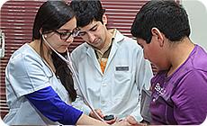 escuela de medicina uach
