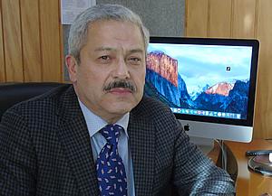 Dr. Eduardo Ortega, Decano Facultad de Medicina UACh