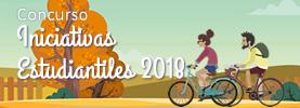 Concurso Iniciativas Estudiantiles 2018
