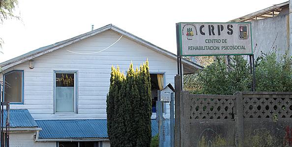 Centro de Rehabilitación Psicosocial Valdivia