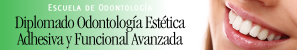 diplomado odontologia estetica adhesiva y funcional avanzada