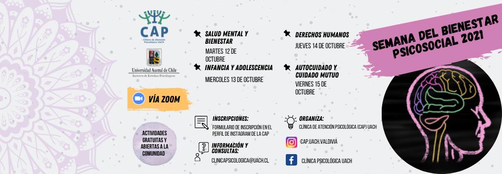 Slide - Semana del bienestar psicosocial